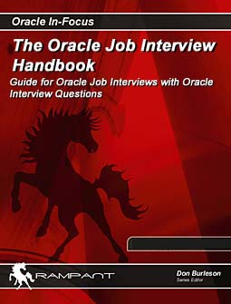 Oracle Job Interview Handbook